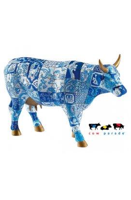 "Коллекционная статуэтка корова ""ORA Poix"" - wos2244"