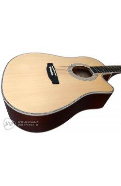 Акустическая гитара PARKSONS JB4111C (Natural)