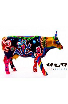 Коллекционная статуэтка корова Beauty Cow - wos2079
