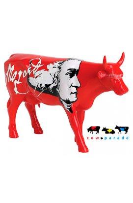 "Коллекционная статуэтка корова ""Moozart"" - wos2239"