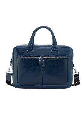 Мужская кожаная сумка Issa Hara - B23 (93-00)