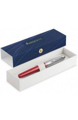 Ручка роллер Waterman EMBLEME Red CT RB 43 502, Корпус - Красный, Франция