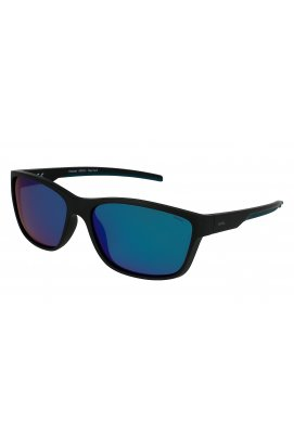 Мужские солнцезащитные очки INVU A2005A - прямоугольные, Цвет линз - зеленый