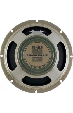 Гитарный динамик CELESTION G10 GREENBACK
