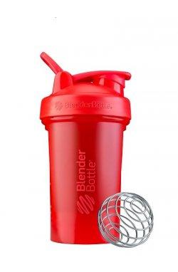 Шейкер спортивный BlenderBottle Classic oop Pro 20oz/590ml Red