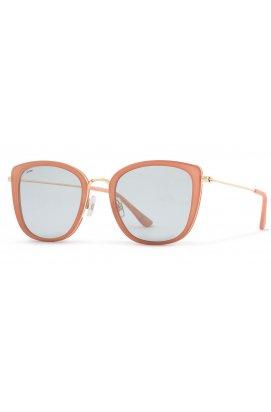 Солнцезащитные очки INVU T1905C - бабочки, Цвет линз - дымчатый