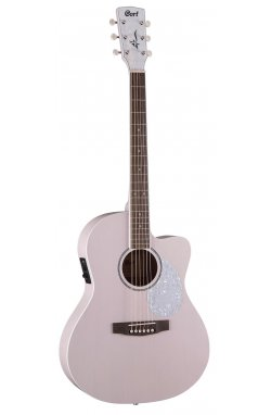 Электро-акустическая гитара CORT Jade Classic (Pastel Pink Open Pore)