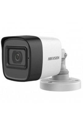 2Мп Turbo HD відеокамера Hikvision з вбудованим мікрофоном DS-2CE16D0T-ITFS (3.6 ММ)