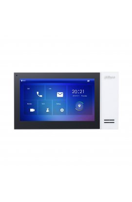 IP відеодомофон Dahua DHI-VTH2421FW-P