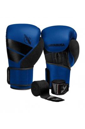 Боксерские перчатки Hayabusa  4 - Сини 12oz (Original)