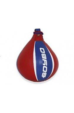 Боксерская груша BoyBo (кожа) круглая красн.-син GR-311 Боксерская груша BoyBo (кожа) круглая красн.-син GR-311