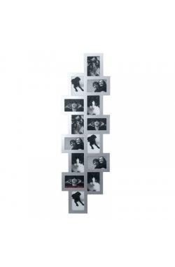 Фоторамка Collage 14, серая - wos21