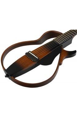 Silent гитара YAMAHA SLG200S (Tobacco Brown Sunburst)