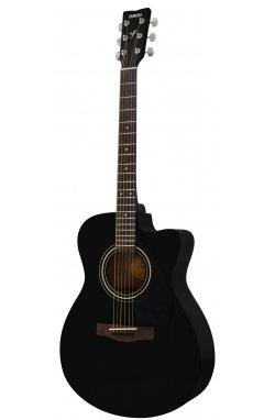 Акустическая гитара YAMAHA FS100C (Black)