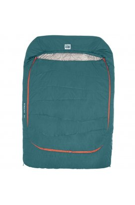 Спальний мішок Kelty - Tru. Comfort Doublewide 20, deep teal (35417119-DWDT)