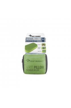 Подушка надувная Sea To Summit - Aeros Premium Pillow Deluxe Grey, 14 х 56 х 36 см (STS APILPREMDLXGY)
