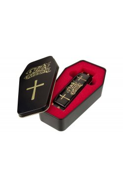 Губная гармоника HOHNER Ozzy Osbourne Signature C