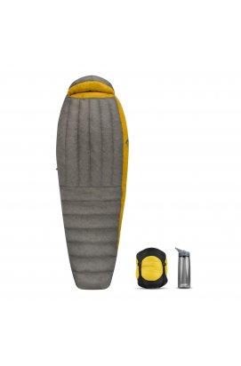 Спальний мішок Sea To Summit - Spark SpII Long Left Zip, Dark Grey / Yellow (STS ASP2-L)