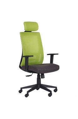 Кресло Scrum лайм/черный - AMF - 545578