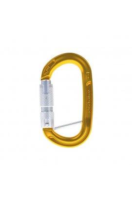 Карабин Singing Rock - Oxy BC Triple Lock, gold (SR K0123EC07)