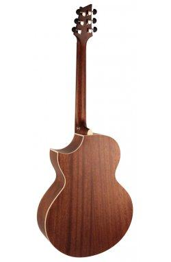 Электро-акустическая гитара CORT NDX Baritone (Natural Satin)