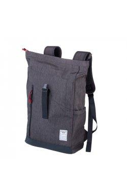 Рюкзак с металлической пряжкой - wos8085