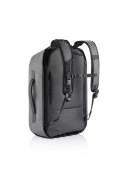 Рюкзак антивор XD Design Bobby Duffle, черный - wos6542