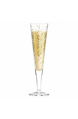 Бокал для шампанского от Daniela Melazzi - wos7010