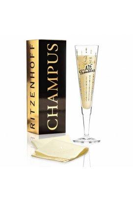 Келих для шампанського від Oliver Melzer - wos7014