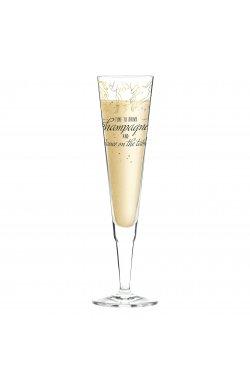 Бокал для шампанского от Natalia Yablunovska (Время пить шампанское) - wos7015