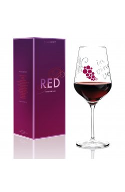 Бокал для красного вина от Nicole Winter - wos7017