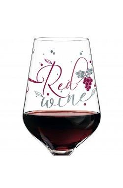 Бокал для красного вина от Kathrin Stockebrand - wos7021