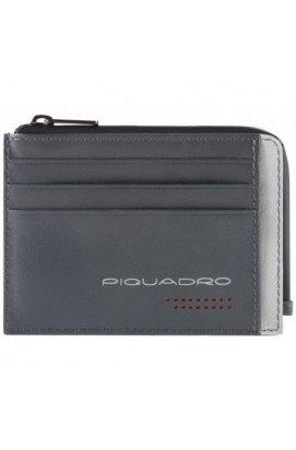 Кредитница Piquadro URBAN/Grey-Black PP4822UB00R_GRN
