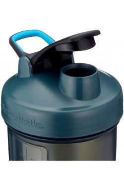 Шейкер спортивный BlenderBottle Pro45 1270ml Grey/Blue (ORIGINAL)