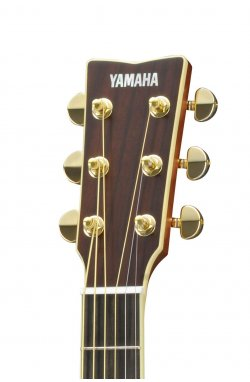Электро-акустическая гитара YAMAHA LL16 ARE (Dark Tinted)