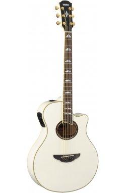 Электро-акустическая гитара YAMAHA APX1000 (Pearl White)