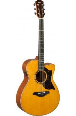 Электро-акустическая гитара YAMAHA AC3M ARE (Vintage Natural)