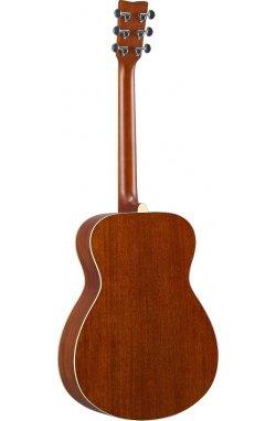 Электро-акустическая гитара YAMAHA FS-TA (Brown Sunburst)