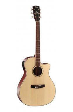 Электро-акустическая гитара CORT GA-MEDX (Open Pore)
