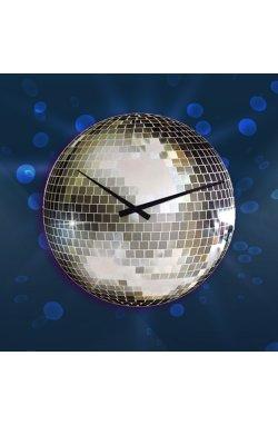 "Часы настенные ""Disco"", средние - wos4182"