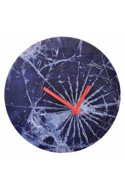 """Часы настенные """"Crash"""" - wos5094"""