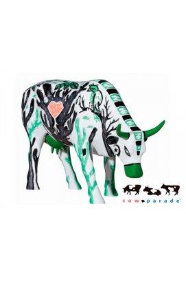 Коллекционная статуэтка корова Manda Cowru - wos6685