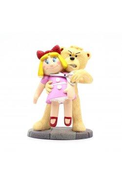 "Фигурка мишки Bad Taste Bears ""Barbie & Ken Ltd Ed"" - wos7383"