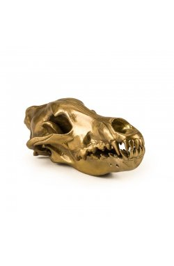 "Фигура волчий череп ""Diesel-wolf skull' - wos8064"