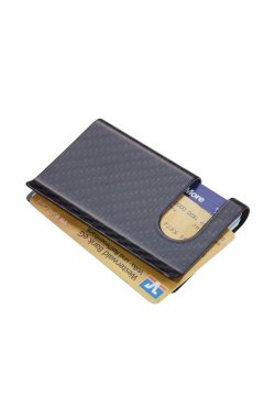 Кредитница из карбона на 10 карт - wos8123