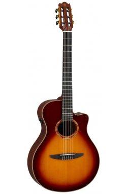 Классическая гитара YAMAHA NTX3 (Brown Sunburst)