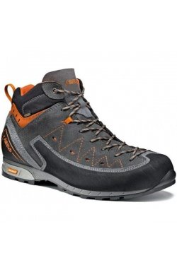 Ботинки мужские Asolo - Magnum GV MM Grey/Graphite ,41 1/3 (ASL A12030.A610-7.5)