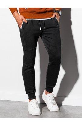 Чоловічі спортивні штани P903 - чорний - Ombre