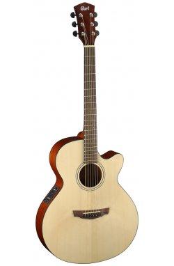 Электро-акустическая гитара CORT SFX1F (Natural Satin)