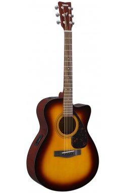 Электро-акустическая гитара YAMAHA FSX315C (Tobacco Brown Sunburst)